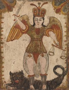 Archangel Saint Michael (San Miguel)