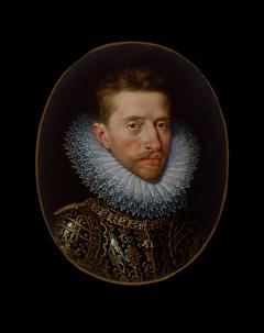 Archduke Albert VII of Austria (1559–1621), Wearing the Order of the Golden Fleece