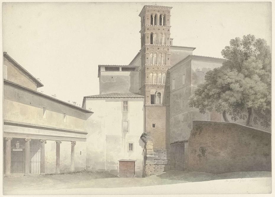Basilica and Monastery of SS. Giovanni e Paolo in Rome