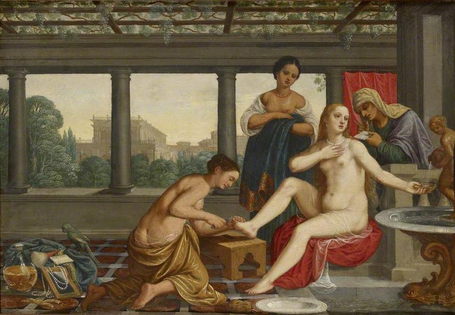 Bathsheba's Bath
