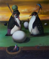 бильярд / Billiards