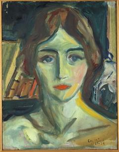 Birgit Prestøe, Portrait Study