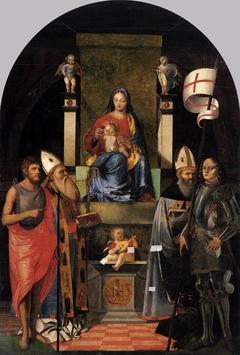 Boatmen Altarpiece