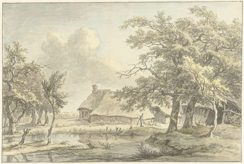 Boerderij te Eext (Drenthe)