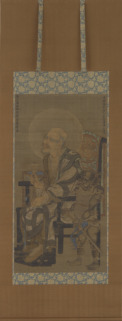 Buddhist Luohan