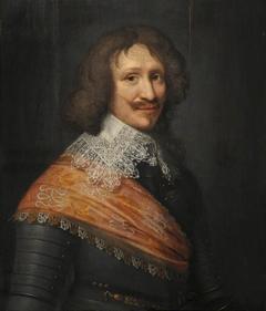 Count Johan von Merode, Grand Bailiff of Kennerland ( ? - 1666)
