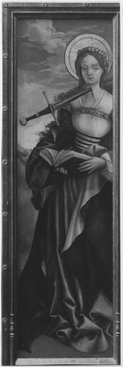 Die hl. Lucia