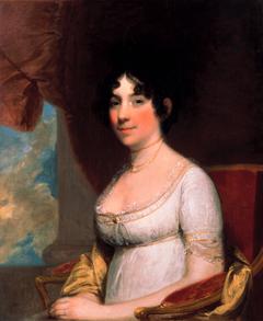 Dolley Payne Madison (Mrs. James Madison)