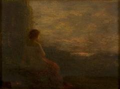 Dromerij bij zonsondergang (Rêverie)