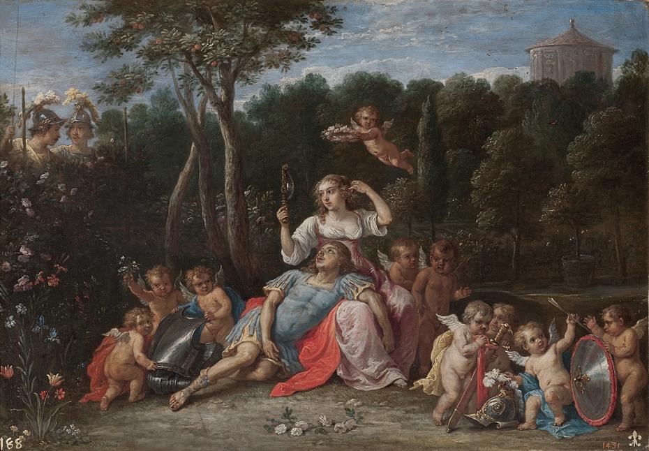 El jardín de Armida