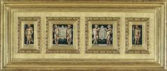 Esquisse pour le plafond de la salle d'audience de la Cour des Assises du Palais de Justice de Paris : Justice