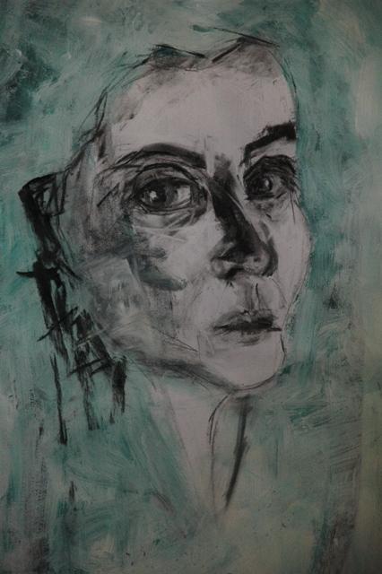 Eudokia Thomopoulou- portrait