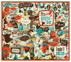 Fade Street Social Menu Cover