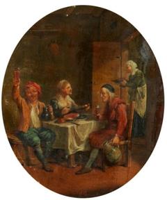 Farmer's mealtime
