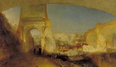 Forum Romanum, for Mr Soane's Museum