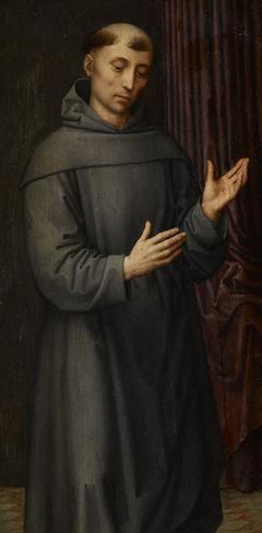 Franciscan Saint