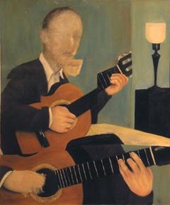 Gitarristen