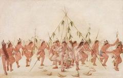 Green Corn Dance, Hidatsa
