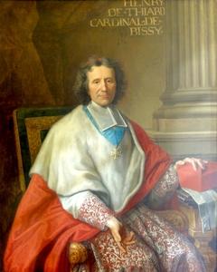 Henri de Thiard, cardinal de Bissy, évêque de Meaux et abbé de Saint-Germain-des-près