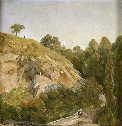 Hillside in the Plauenscher Grund