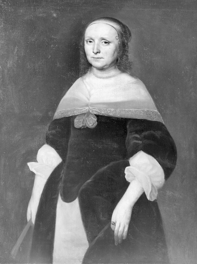 Houcke van Vreeden, wife of Gerhard ten Berge
