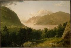 Hudson River Scene