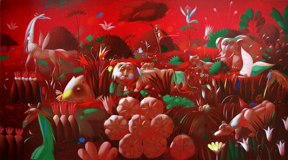 """""""Idyllic Landscape"""""""