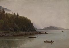 Indians Fishing