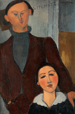 Jacques and Berthe Lipchitz