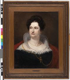 Joanna Cornelia Ziesenis-Wattier (1762-1827). Toneelspeelster