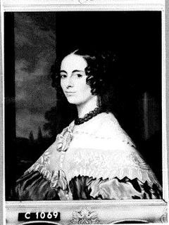 Johanna Andrea van der Muelen (1811-1860). Echtgenote van Willem Hendrik Joan Cambier van Nooten