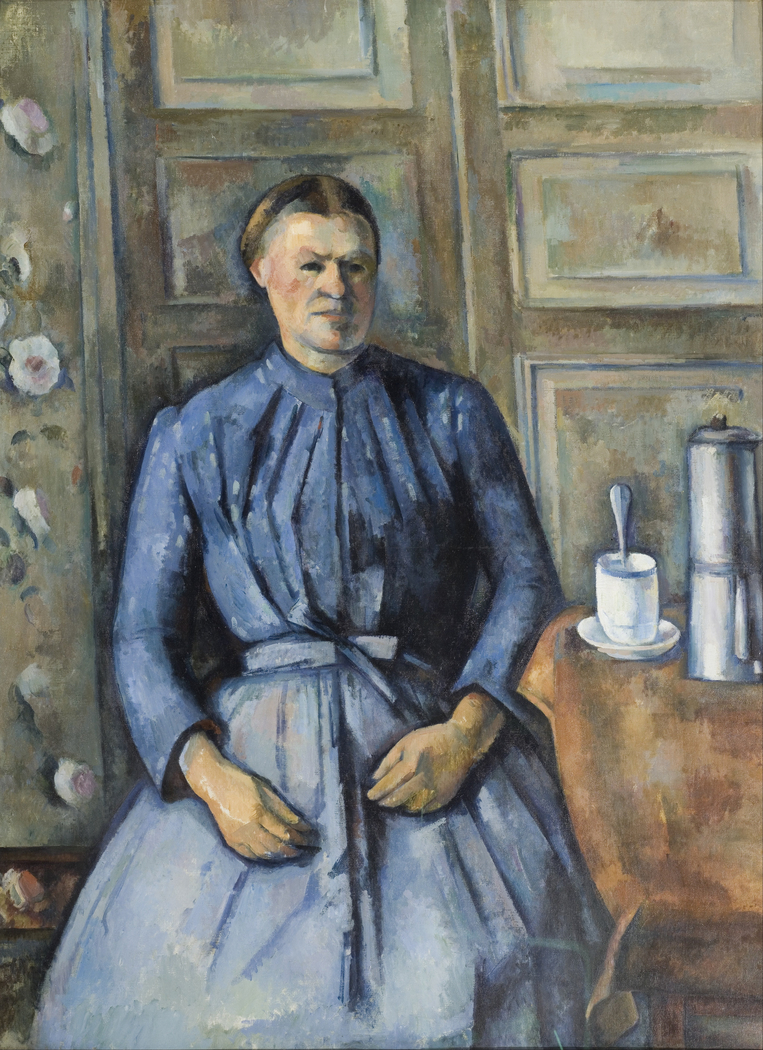 La Femme à la cafetière