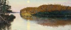 Landscape in Kuhmo