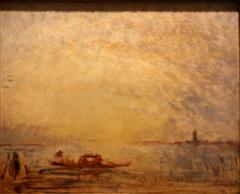 Les lagunes, Venise