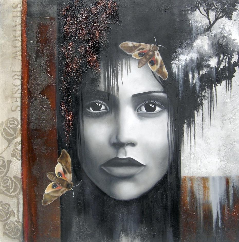 Les papillons du crépuscule