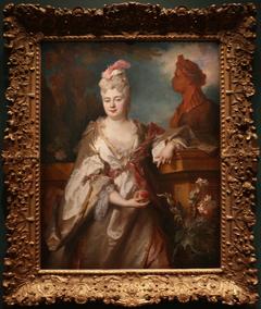 Madame Titon de Cogny (Jeanne-Cecile le Guay de Mongermon)