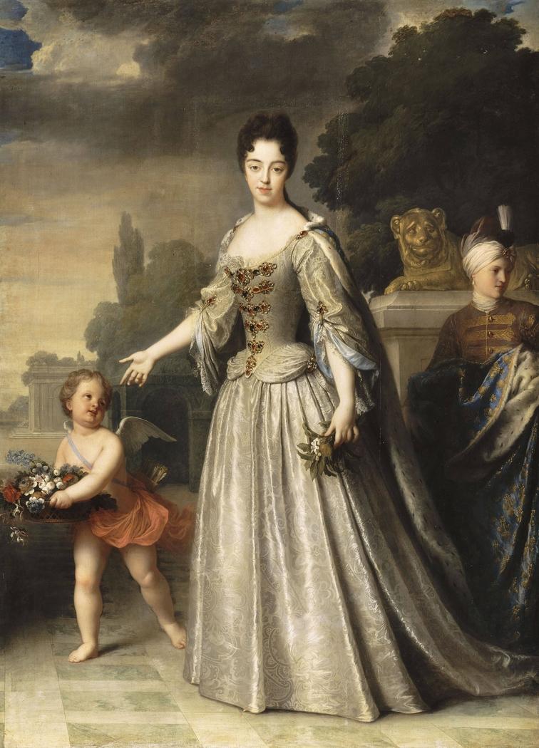 Marie-Adélaïde de Savoie, Duchess of Burgundy