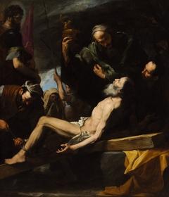 Martyrdom of Saint Andrew
