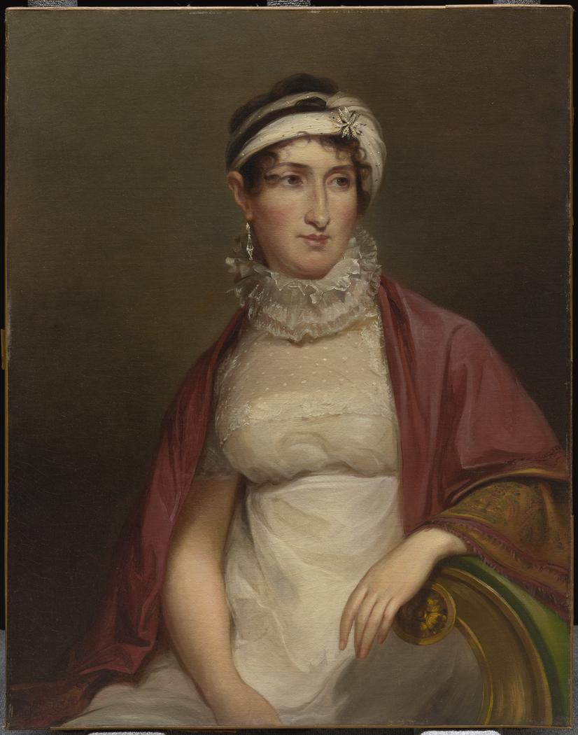 Mary Harvey, Mrs. Paul Beck, Jr.