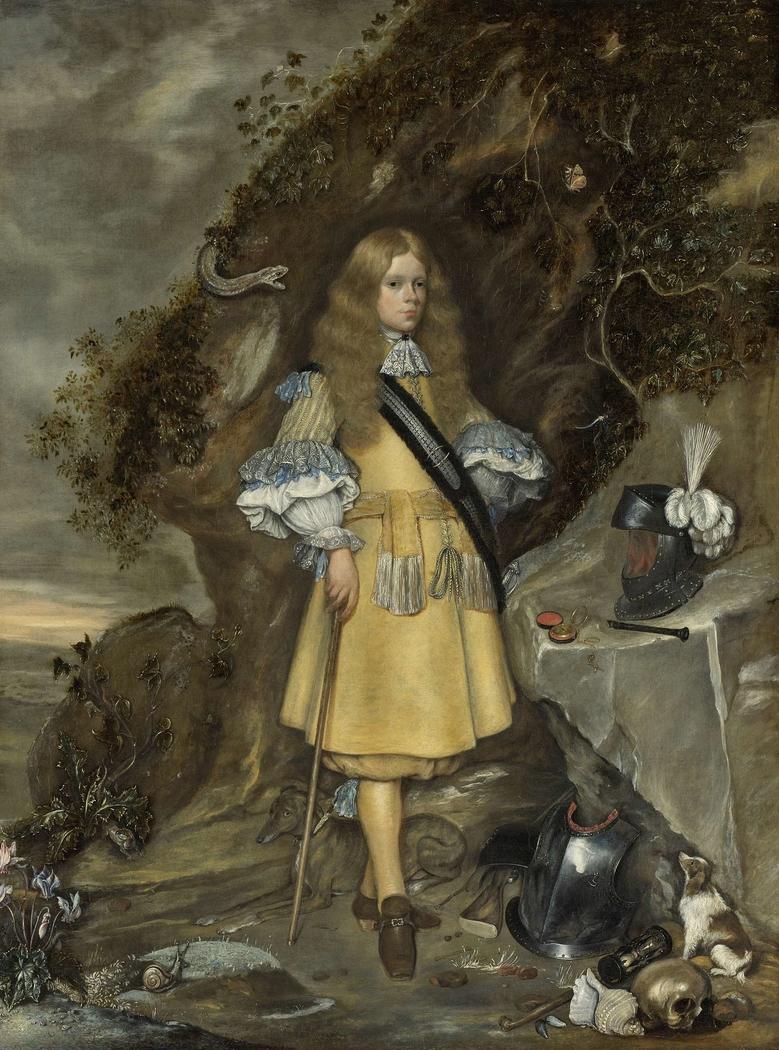 Memorial Portrait of Moses ter Borch