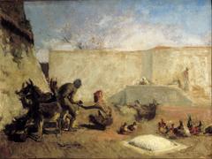 Moroccan Horseshoer