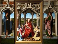 Morrison Triptych