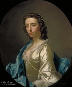 Mrs. Lindesay of Eaglescarnie