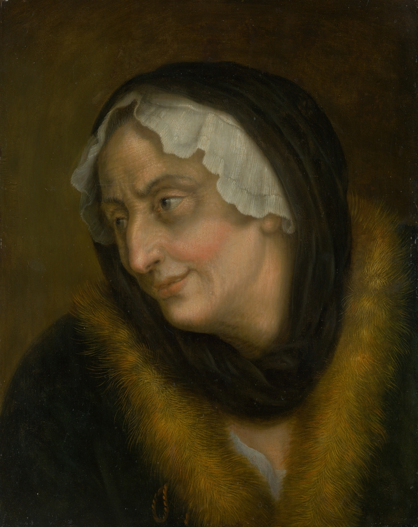 Old Woman's Head