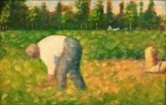 Peasant Laboring