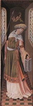 Personification of the Jewish Religion (Synagoga)