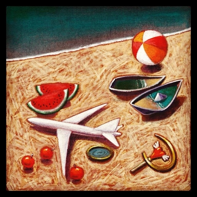 Plane & Boats