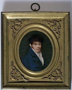 Portrait d'homme jeune