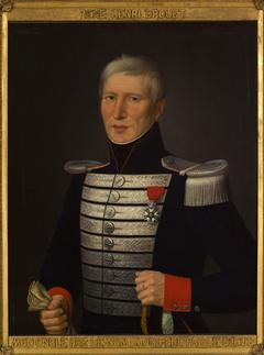 Portrait du Lieutenant René-Henri Drouet