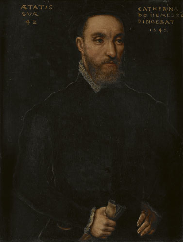 Portrait of a 42-year-old Man